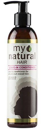 My Natural leave in conditioner