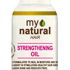 My Natural hair strengthening oil 50 ml